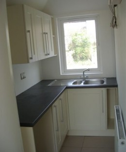 Utility room in Hassocks